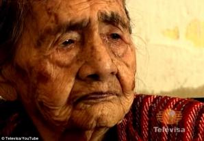 S-ar putea ca ea sa fie CEA MAI BATRANA persoana: are 127 de ani. CIOCOLATA, secretul sau
