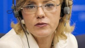 Radu Carp: Corina Cretu ar putea fi RESPINSA pentru INCOMPETENTA in PE