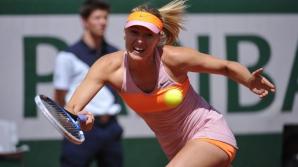 Oamenii de stiinta au aflat raspunsul - ce castiga Sharapova atunci cand urla