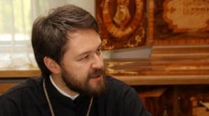 Cel mai influent prelat ortodox rus vine in Romania. Cine l-a invitat?