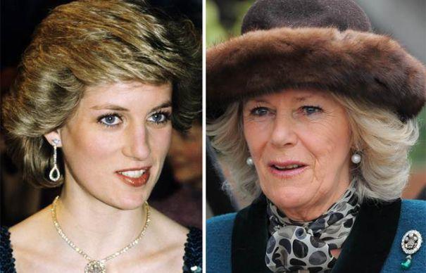 DEZVALUIRI de la Palat. Printesa Diana ar fi amenintat-o cu moartea pe Camilla Parker Bowles.