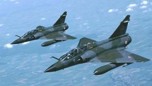 Franta a lansat noi lovituri aeriene impotriva Statului Islamic, in Irak