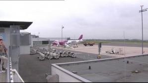 Un avion cu 150 de oameni la bord, ce a decolat din Romania, a luat FOC pe aeroportul din Dortmund