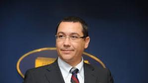 Ponta, anunt despre proiectele POSDRU