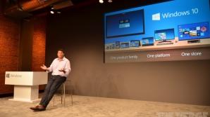 Lansare Windows 10: Niciodata Microsoft nu a scos un Windows mai bun