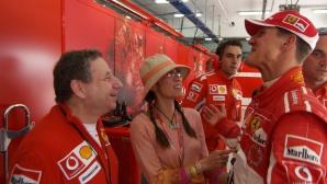 UPDATE Michael Schumacher:
