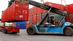 Exporturile Romaniei au scazut cu 19% in luna august