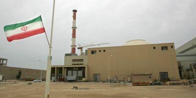 Doi morti in urma unei explozii la o uzina nucleara din Iran