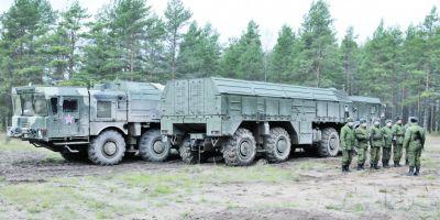 Rusia muta armament nuclear la 400 de kilometri de Romania