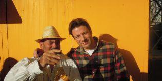 FOTO Romanul care l-a cucerit pe Jamie Oliver cu palinca de Salaj