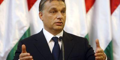 Viktor Orban acuza Statele Unite de amestec in afacerile interne ale unor tari din Europa Centrala