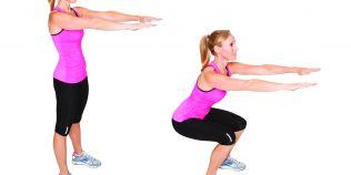 Cele mai simple exercitii pentru slabit