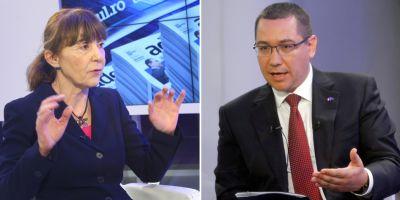 Monica Macovei cere excluderea din avocatura a lui Victor Ponta. Cererea a fost deja trimisa Baroului de Avocati Bucuresti. Ce spune decanul