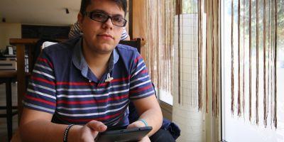 Meserie de viitor: un tanar din Hunedoara s-a facut