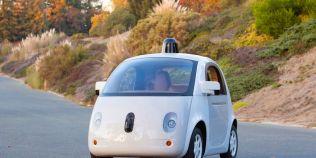 Masina fara sofer de la Google va avea airbag-uri in afara masinii