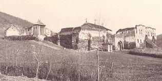 Secretele ascunse in zidurile Manastirii Vierosi: misterul vulturului bicefal descoperit pe placile de teracota