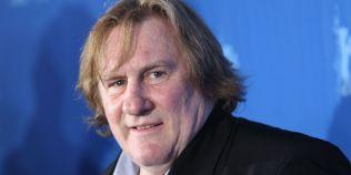 Gerard Depardieu a primit interdictie de intrare in Ucraina pentru urmatorii cinci ani