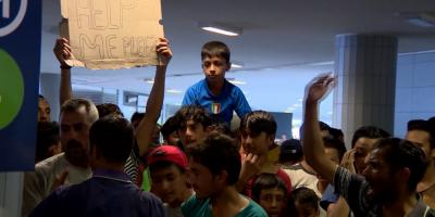 VIDEO Atentie, vin sirienii! De ce au nevoie refugiatii de protectie