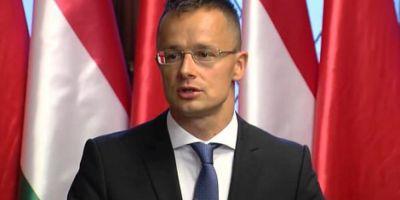 Szijjarto: Gardul pe care Ungaria il va construi la granita cu Romania va avea 70 de kilometri