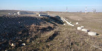 Prostia omeneasca pe zeci de milioane de euro: sosea de centura construita in Romania pe un teren bun pentru plantat flori, nu pentru trafic greu