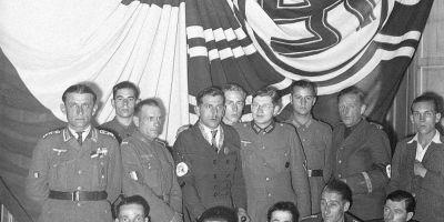 Francezii care au luptat alaturi de Hitler