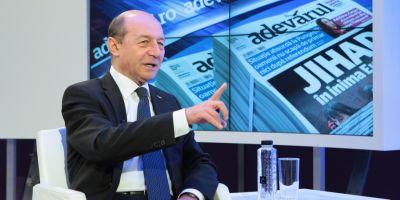 Basescu face aluzie la Raed Arafat, legat de cazul Colectiv: Ticalosii care au gestionat tragedia de la Colectiv au stiut realitatea spitalelor noastre