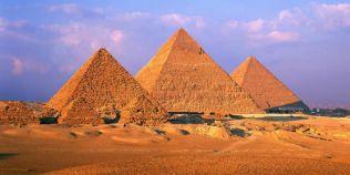 Noi anomalii detectate in cazul piramidelor egiptene