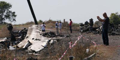 Barbat arestat in Ucraina, suspectat de tentativa de asasinare a criminalistului-sef din ancheta doborarii zborului MH17