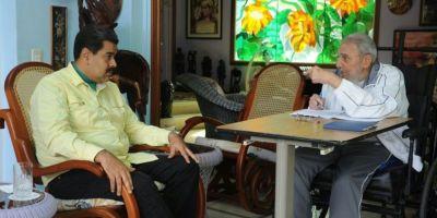 Fidel Castro: Cuba nu are nevoie de cadouri din partea