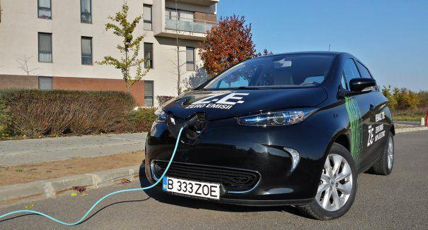 Renault recheama la service 10.649 de automobile electrice Zoe, pentru a verifica sistemul de franare
