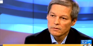 CNA a somat Antena 3 pentru ca a preluat interviul cu Ciolos de la Digi 24 fara a cita sursa: