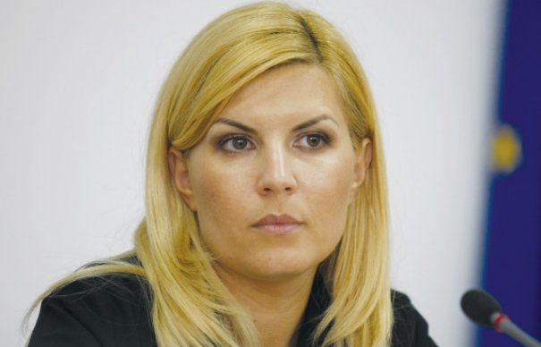 Elena Udrea, audiata astazi in dosarul Gala Bute