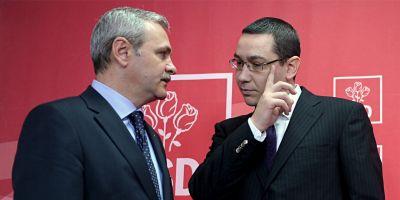 Dragnea: Victor Ponta e cel mai recomandat pentru functia de presedinte al Camerei Deputatilor