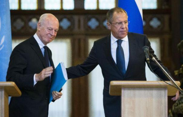 Rusia si SUA au cazut la PACE. Cele doua mari puteri VOR COLABORA pentru monitorizarea situatiei din Siria