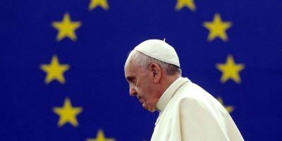 Papa Francisc, la primirea premiului Carol cel Mare: