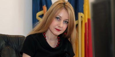 Procurorul general al Romaniei si-a delegat primul adjunct: Laura Oprean, fost procuror-sef in DNA