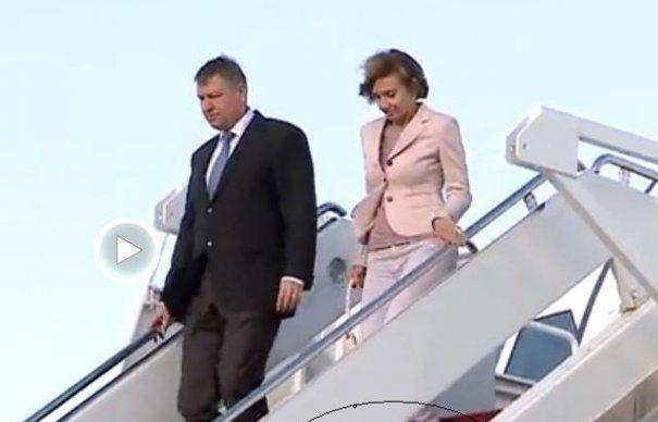 Guvernul vrea sa cumpere avion prezidential