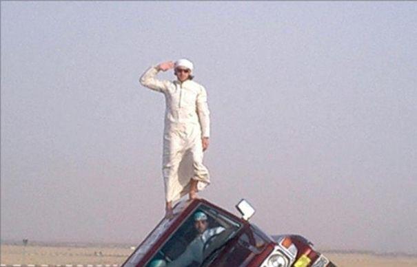 MAI NEBUNI ca rusii. Ce fac arabii in DUBAI nu mai face NIMENI. BOGATII LUMII nu se abtin de la NIMIC | GALERIE FOTO