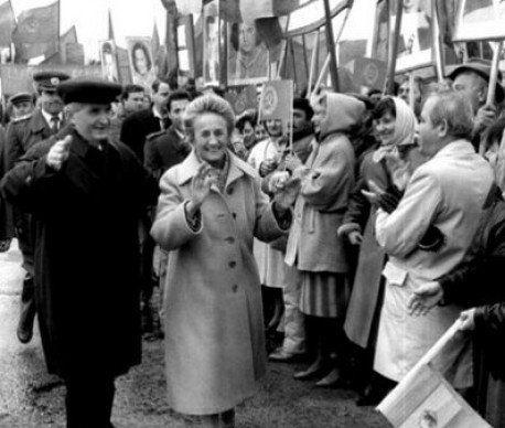 Cum conduceau Elena si Nicolae Ceausescu sedintele la Uniunea Scriitorilor! Ce comentarii vulgare facea