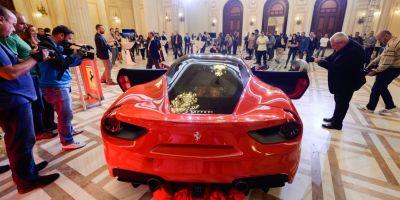 Politia raporteaza: Ferrari, Lamborghini sau Porsche apar pe lista de preferinte a romanilor, in primele cinci luni din 2016
