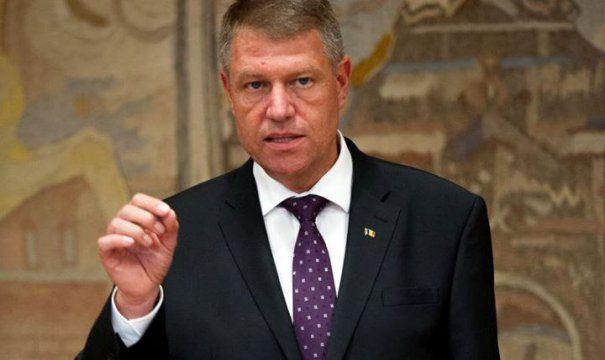 Presedintele Klaus Iohannis CONDAMNA votul senatorilor in cazul lui CORLATEAN