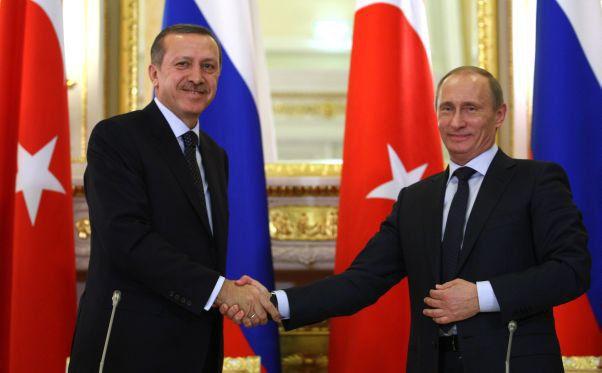 Dupa 7 luni de tacere, liderii turc si rus reiau discutiile bilaterale