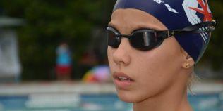 O sportiva de numai 13 ani va fi mezina Romaniei la Jocurile Olimpice. Are 1,82 metri, poarta 44 si e poreclita