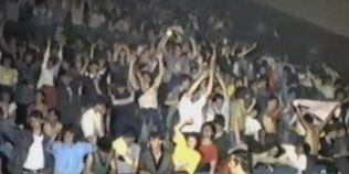 VIDEO Timisoara, vara anului 1989, la un concert rock. Cum aratau rockerii banateni chiar inainte de Revolutie