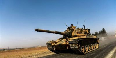 Intrarea blindatelor turce in Siria, o greseala?