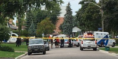 O persoana a fost retinuta la Toronto, in urma unui atac cu arbaleta soldat cu trei morti
