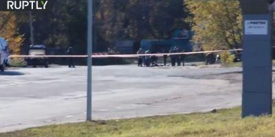 VIDEO Autoritatile ruse au ucis doi presupusi teroristi in Nijni Novgorod