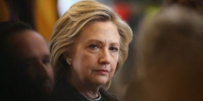 Hillary Clinton are un avans de 12 puncte procentuale in fata rivalului republican