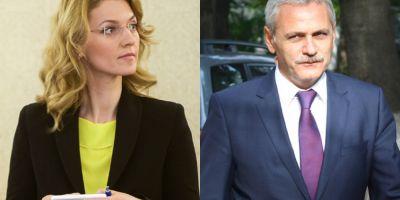 Gorghiu: Campania PSD a intrat in faza pe intimidari. Dragnea crede ca plangerile penale ne sperie si ne inchid gura