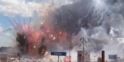 VIDEO Mexic: Peste 29 morti si 70 de raniti dupa o explozie intr-o piata de artificii